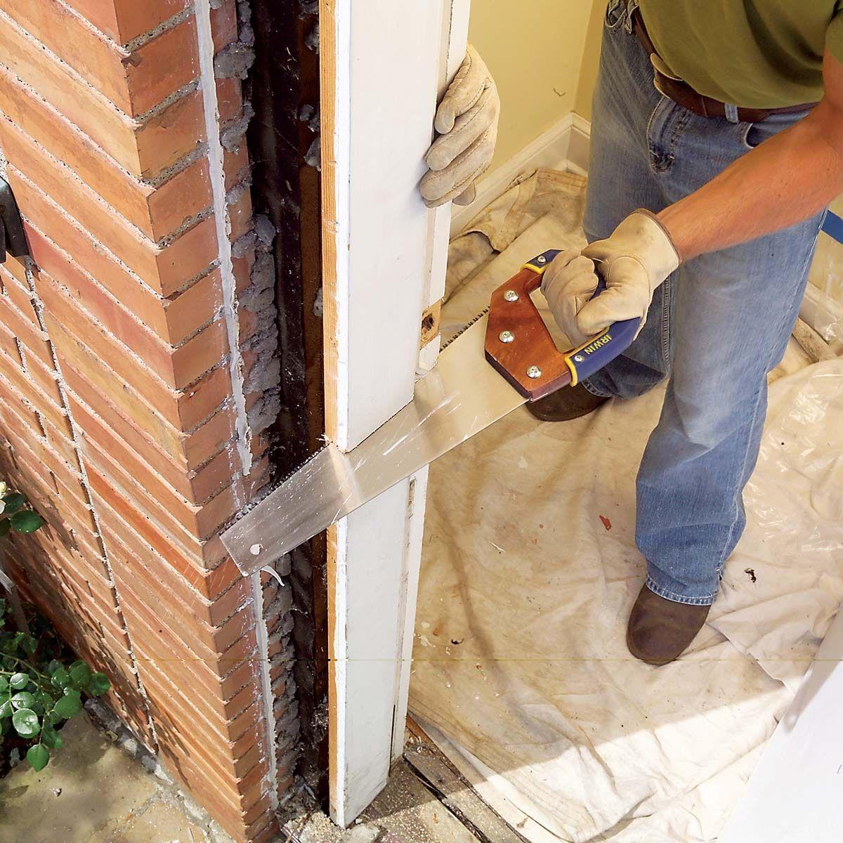 How To Replace An Exterior Door In