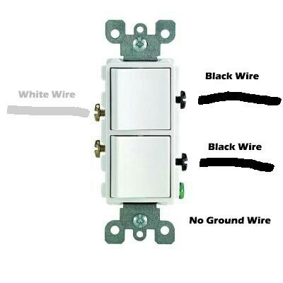 Leviton Presents How To Install A Combination Device With Two Single Pole Switches Youtube In 2020 Three Way Switch Light Switch Wiring Leviton