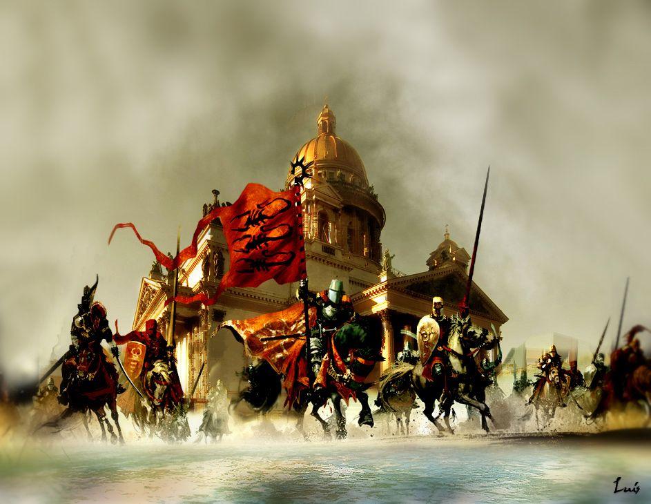 la-carga-de-los-guerreros