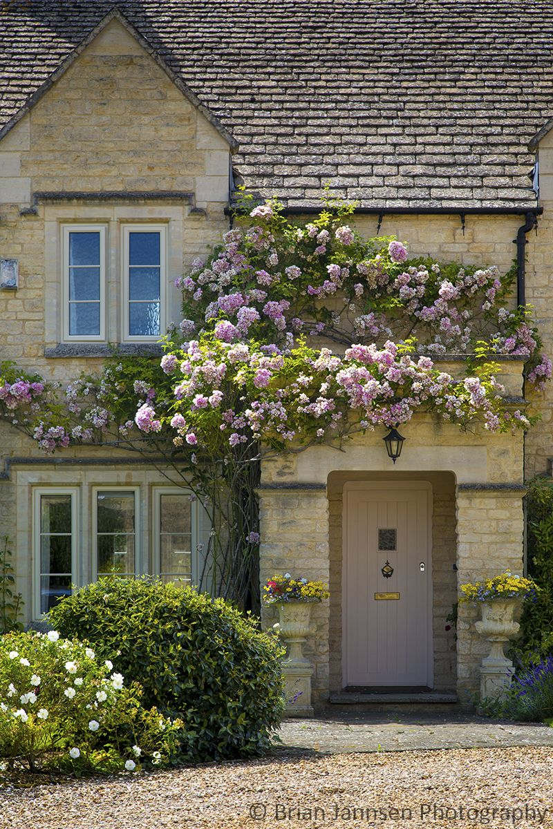 Cotswold Home By Brian Jannsen Cotswolds Cottage Cottage Exterior Cottage Homes