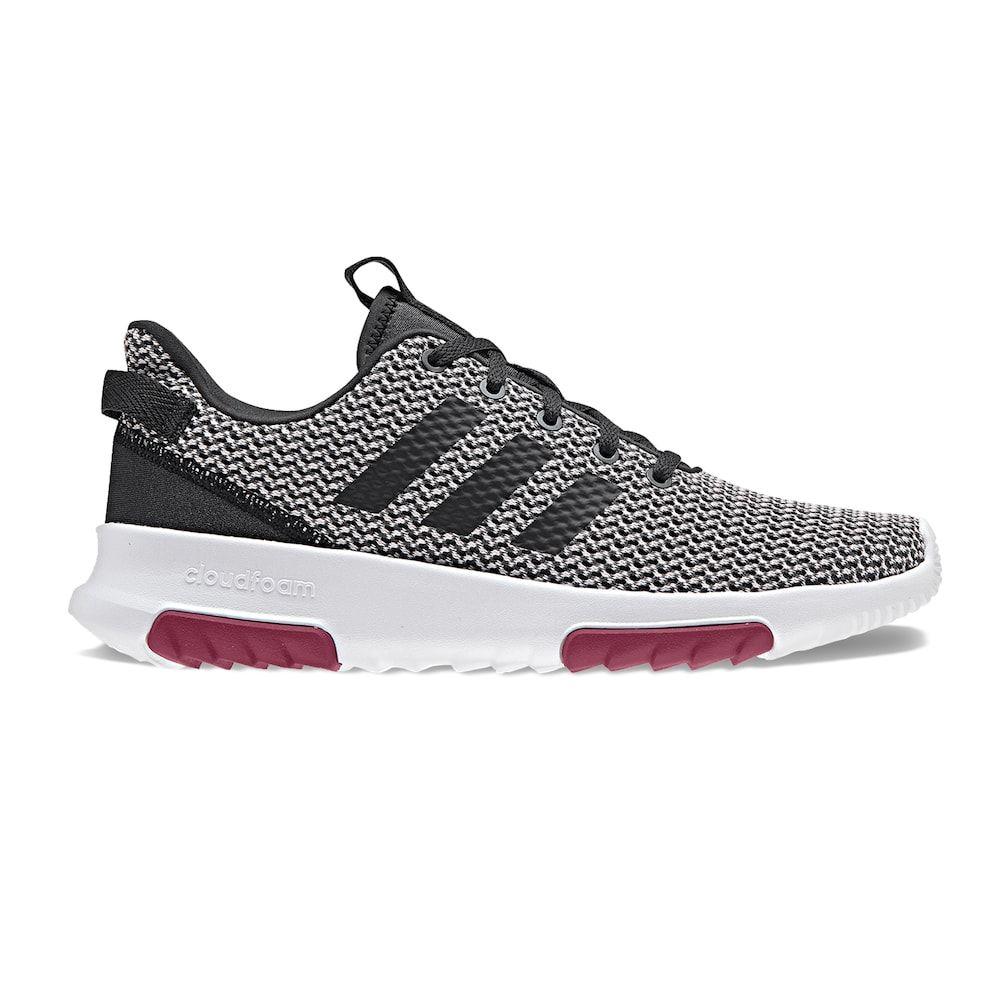 Adidas Adilette Cloudfoam Slides Core BlackCloud WhiteCore Black