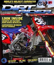 Free Subscription to Dirt Rider