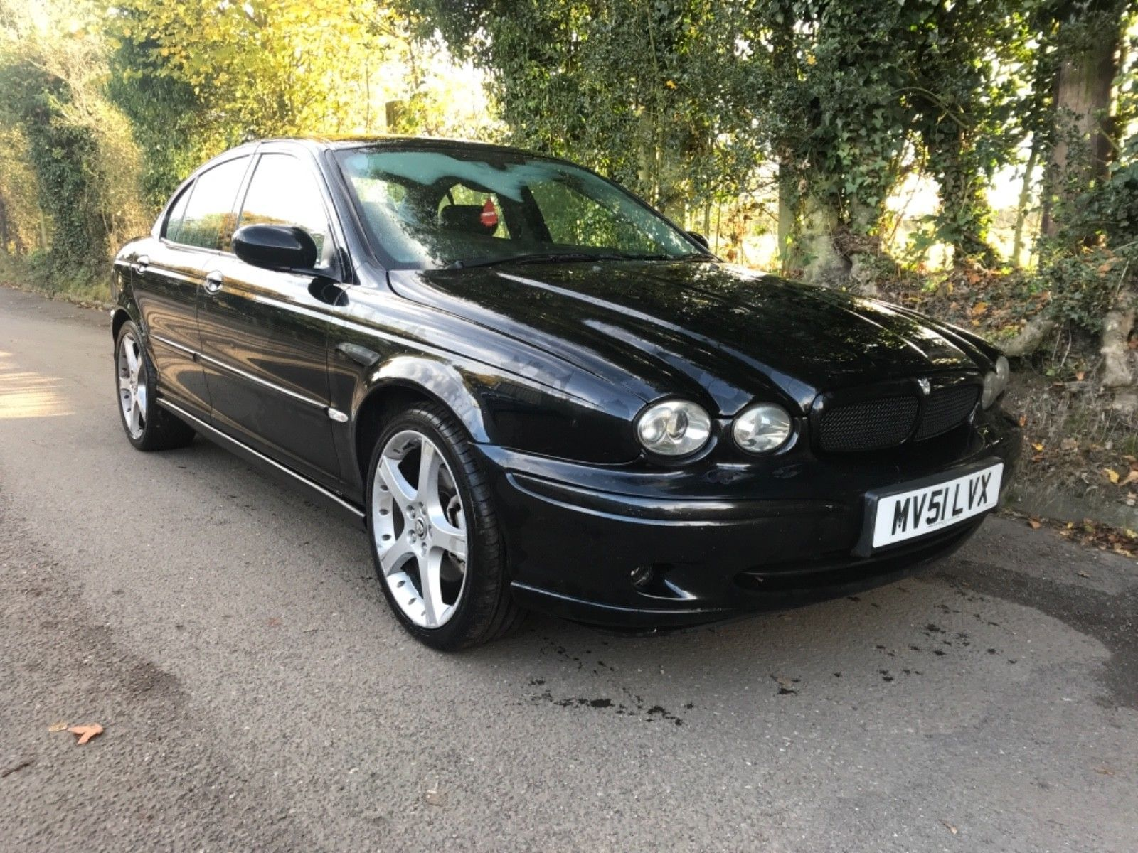 Ebay Jaguar X Type 3 0 V6 Sport Manual Spares Or Repairs Long Mot