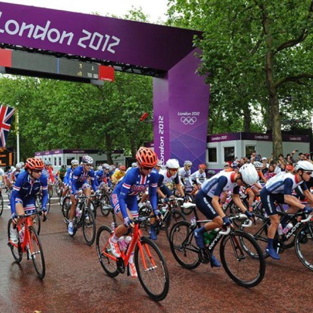 Women's Road Race London, Olympics, 2012 summer olympics