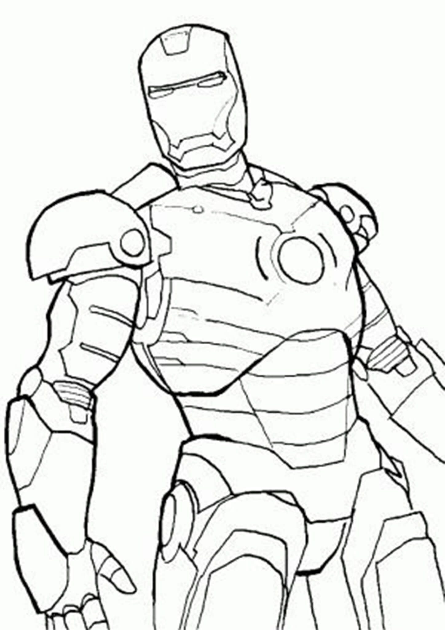 Free Easy To Print Iron Man Coloring Pages In 2020 Iron Man Drawing Iron Man Art Avengers Coloring Pages