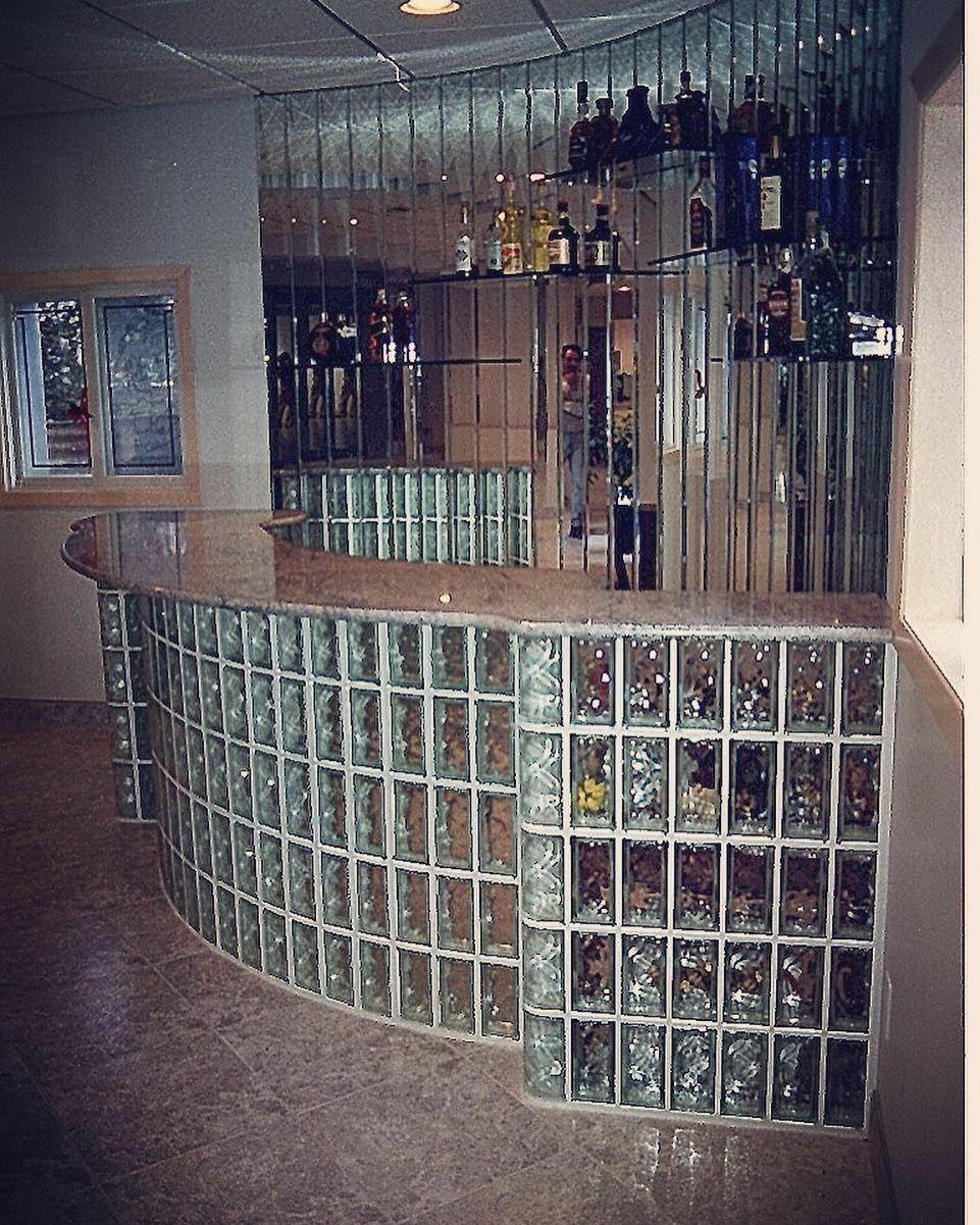 Pin by Glass Block Warehouse, Inc on GLASS BLOCK BARS