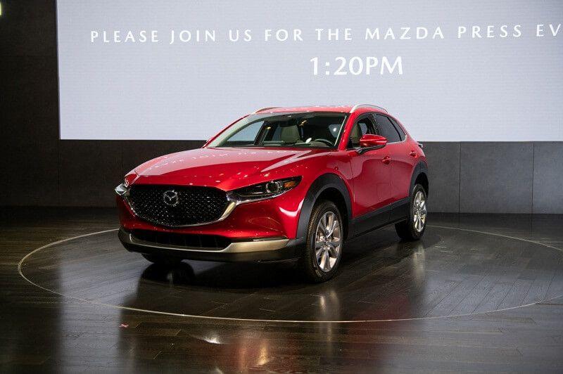 2020 Mazda CX30 small crossover SUV