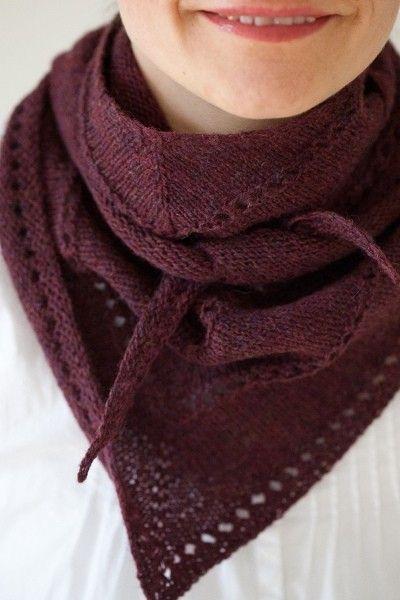 #knittedscarf