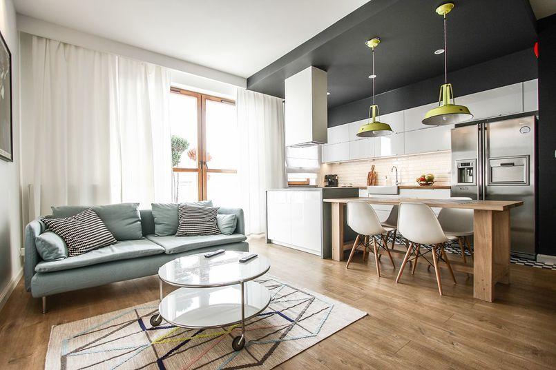 Podwieszany Sufit W Aneksie Kuchennym Main Jpg 805 537 Home Home Decor Furniture