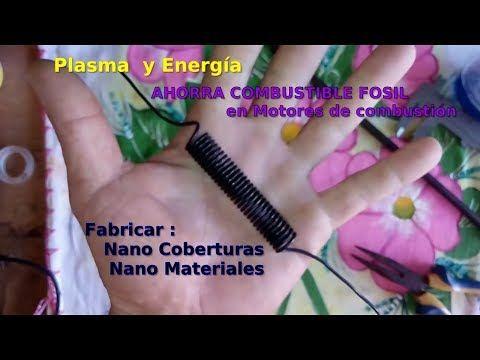 Cuarto Estado de la Materia: Nano Coberturas de Carbono para Generar ...