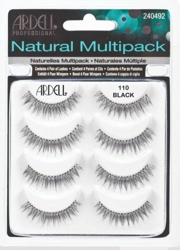 57b9dd777ec 110 Multipack Best-selling lashes now in a multi pack, the Ardell 110 Lash  Multipack contains 4 pairs of 110 lashes. The convenient way to achieve  fabulous ...