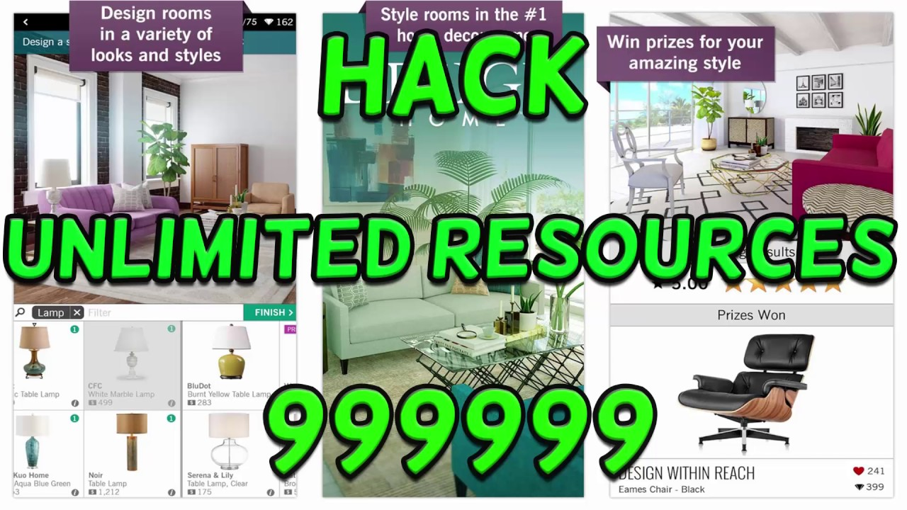 Design Home Cheats Get Unlimited Free Free Cash, Diamonds and Keys ...