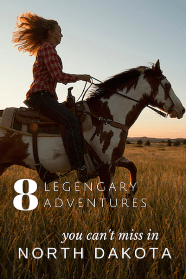Discover Why North Dakota Is Totally Underrated. These 8 Amazing Outdoor Activities Prove That.
