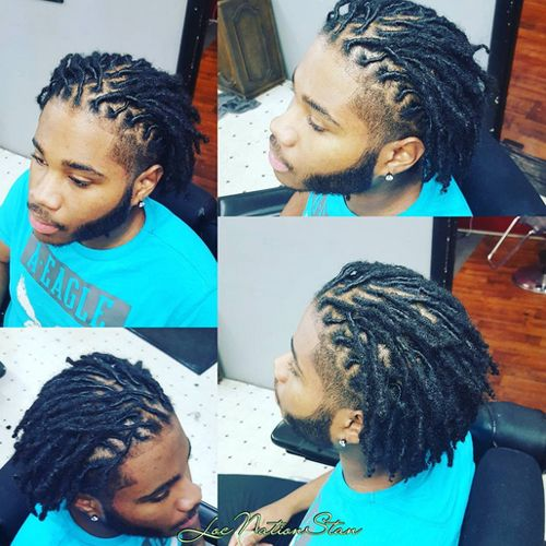 There are a lot of elegant black men dreadlock styles that make ...