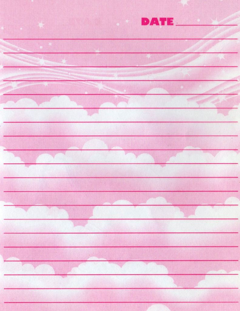 Good Printable Lisa Frank Diary Pages Regard To Diary Paper Printable