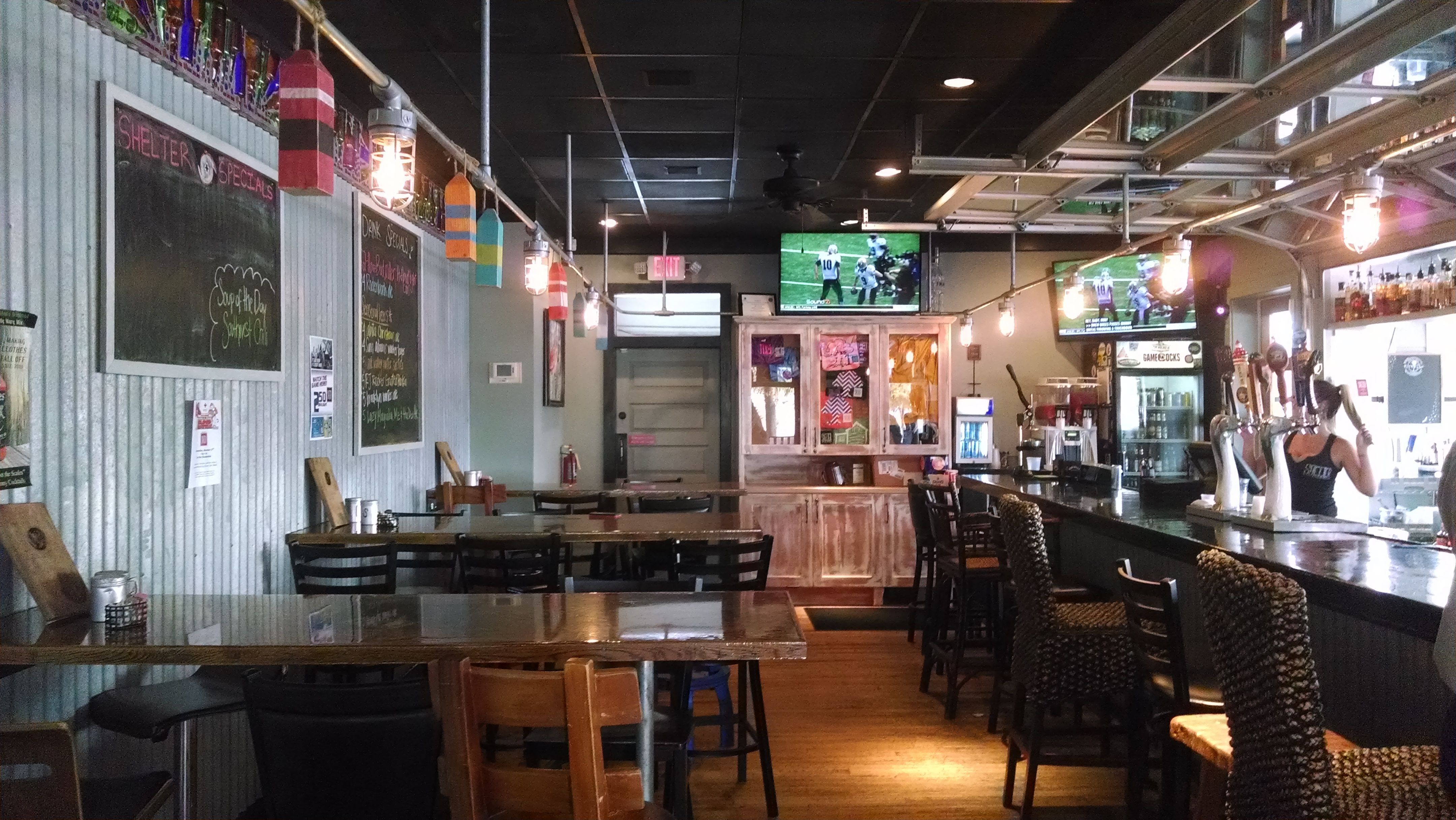 Home The Shelter Kitchen And Bar Explore Charleston Home Decor Home
