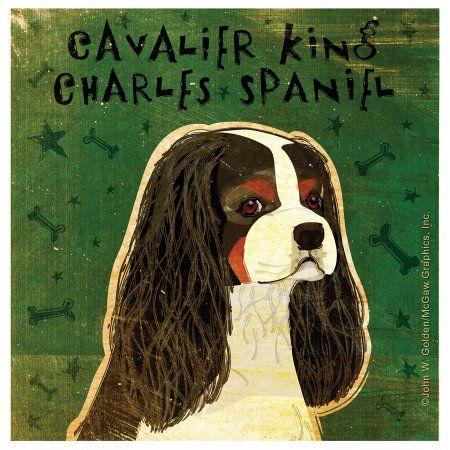 Home Cavalier King Charles Spaniel Art King Charles