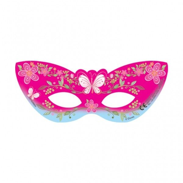 Disney Princess Masks for the Girls! #photobooth Hawk\u0027s Birthday