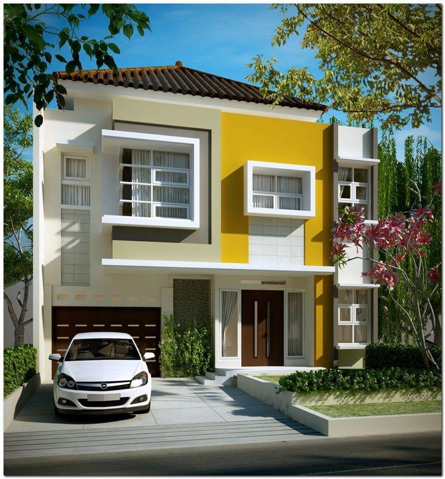 21 Gambar Rumah Mewah 2 Lantai Tampak Depan Rumah Mewah Rumah Desain Rumah