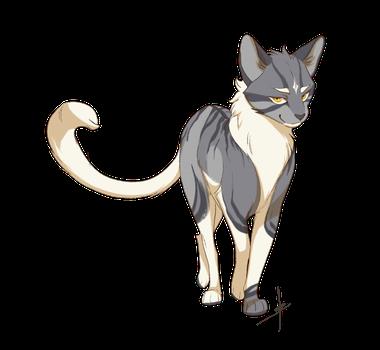 Commission Osiris By Owlcoat Warrior Cats Art Warrior Cat