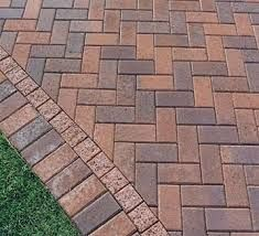 Image Result For Herringbone Brick Patio