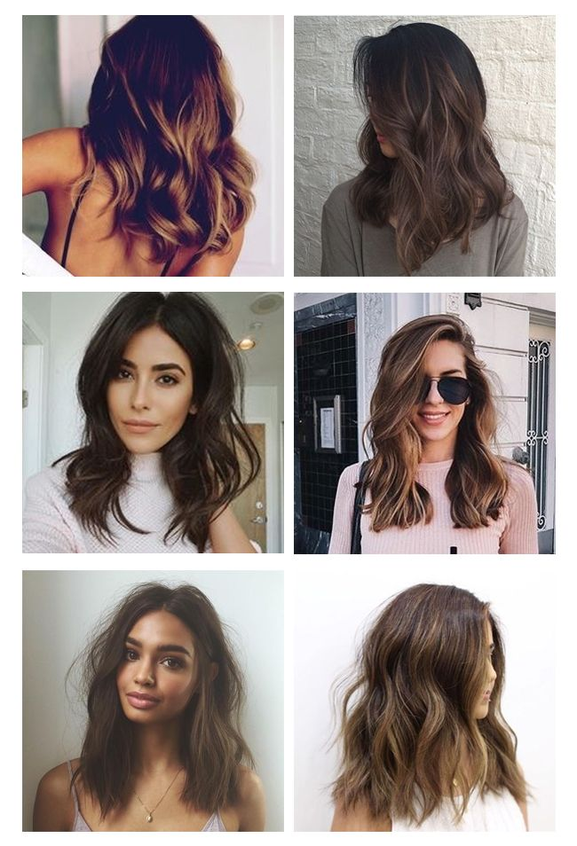 Beauty Growing Out A Lob Whimsical Charm Beauty Hair
