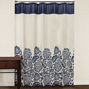 Jcpenney Emery Shower Curtain Home Decor Bath Shades Of