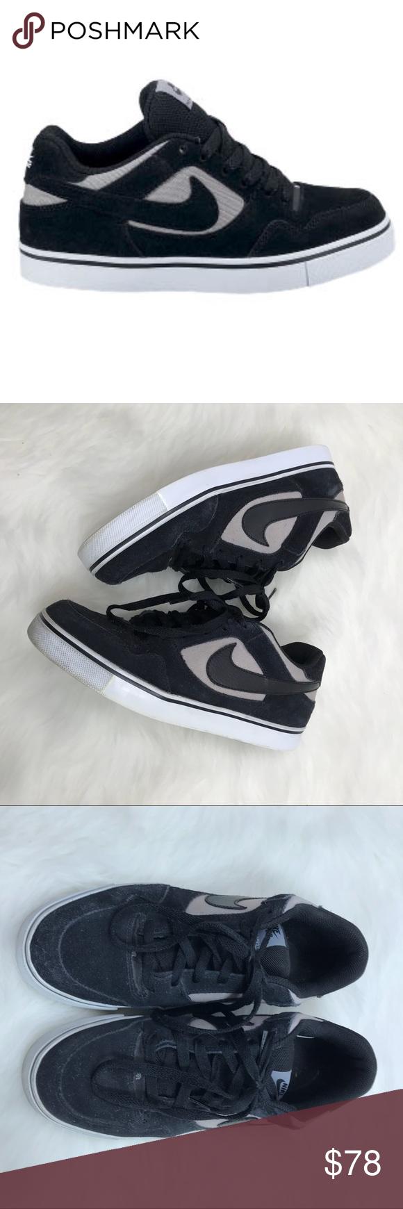 Nike SB Paul Rodriguez 2.5 Matte Silver   Black e14566e8c
