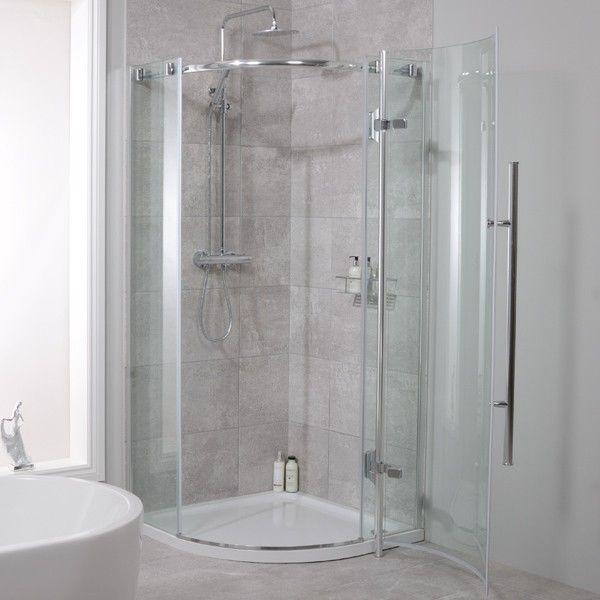 Alora 900 X 900 Quadrant Shower Enclosure Quadrant Shower Shower Enclosure Quadrant Shower Enclosures