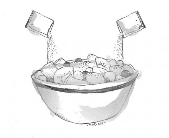 Sugar or Artificial Sweetener? - Augusta Family Magazine - March 2014 - Augusta, GA