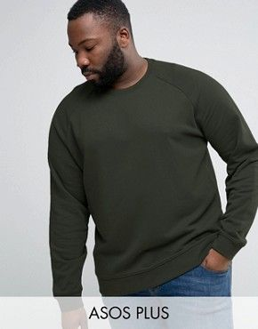ffc0e576ff5 Chubsters are fond of Big and Tall Men s fashion clothes - Vêtements grande  taille homme - ASOS PLUS