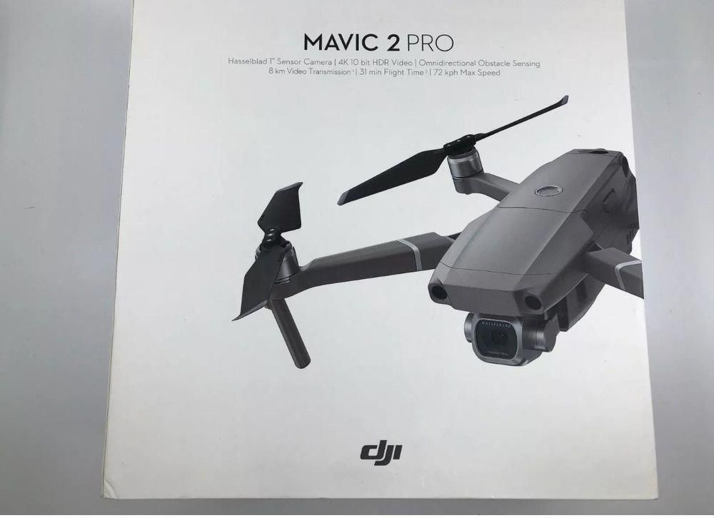 DJI Mavic Pro 2 - Hasselblad Camera - HDR Video - Fly More Combo