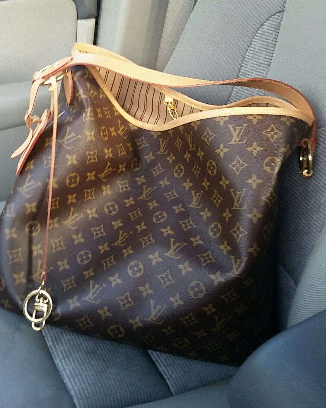 80ef7f761986 2018 Latest For Styling Tips, Pay Western Union Get Discount, Buy More  Discount More, Shop Now! Louis vuitton delightful gm ...