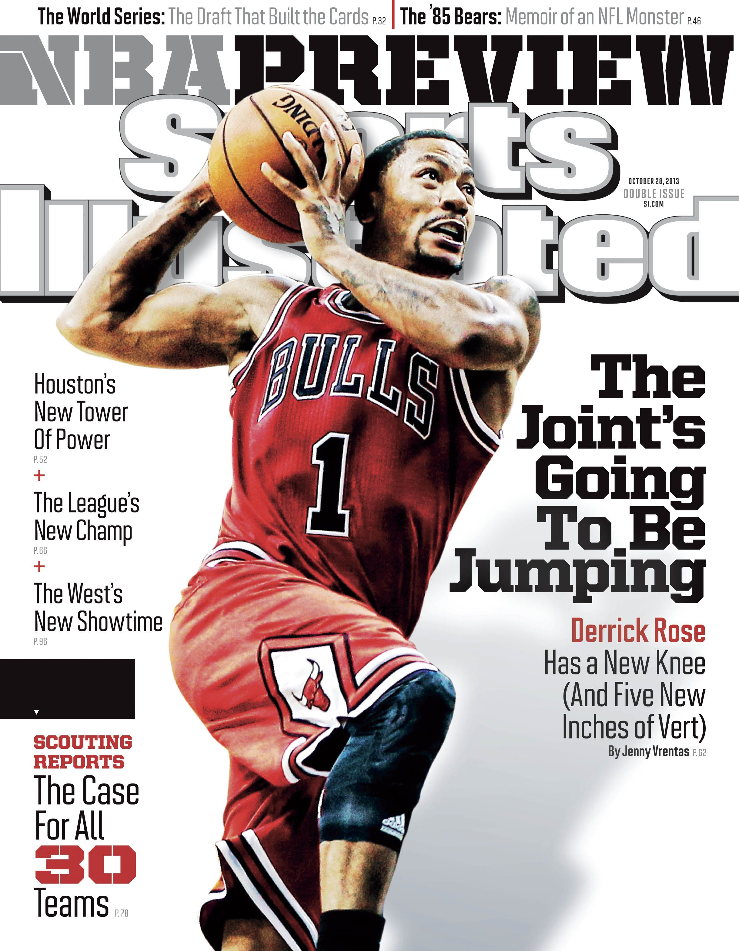 ce02a00855e This Week s NBA Preview Regional Cover (3 of 4) Derrick Rose has a new