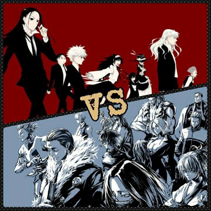 The Zoldyck Family Vs Phantom Troupe I Think Would Win To Be Honest Hunter X