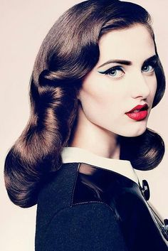 50 S Hairstyles Google Search Retro Hairstyles Vintage Hairstyles Beauty