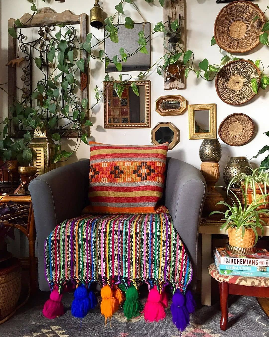 Boho Fashion History And Bohemian Style Boho Style Furniture Bohemian Style Decor Home Decor