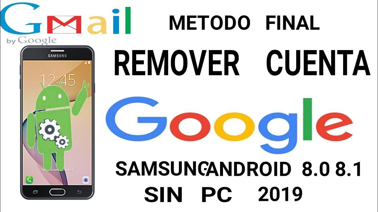 Samsung J7 Prime Android 8 0 8 1 Remover Cuenta Google Binario 3 G610m H Samsung Android Google