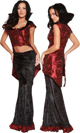 Twilight Mistress Vampires Pinterest Costumes, Halloween - sexiest halloween costume ideas