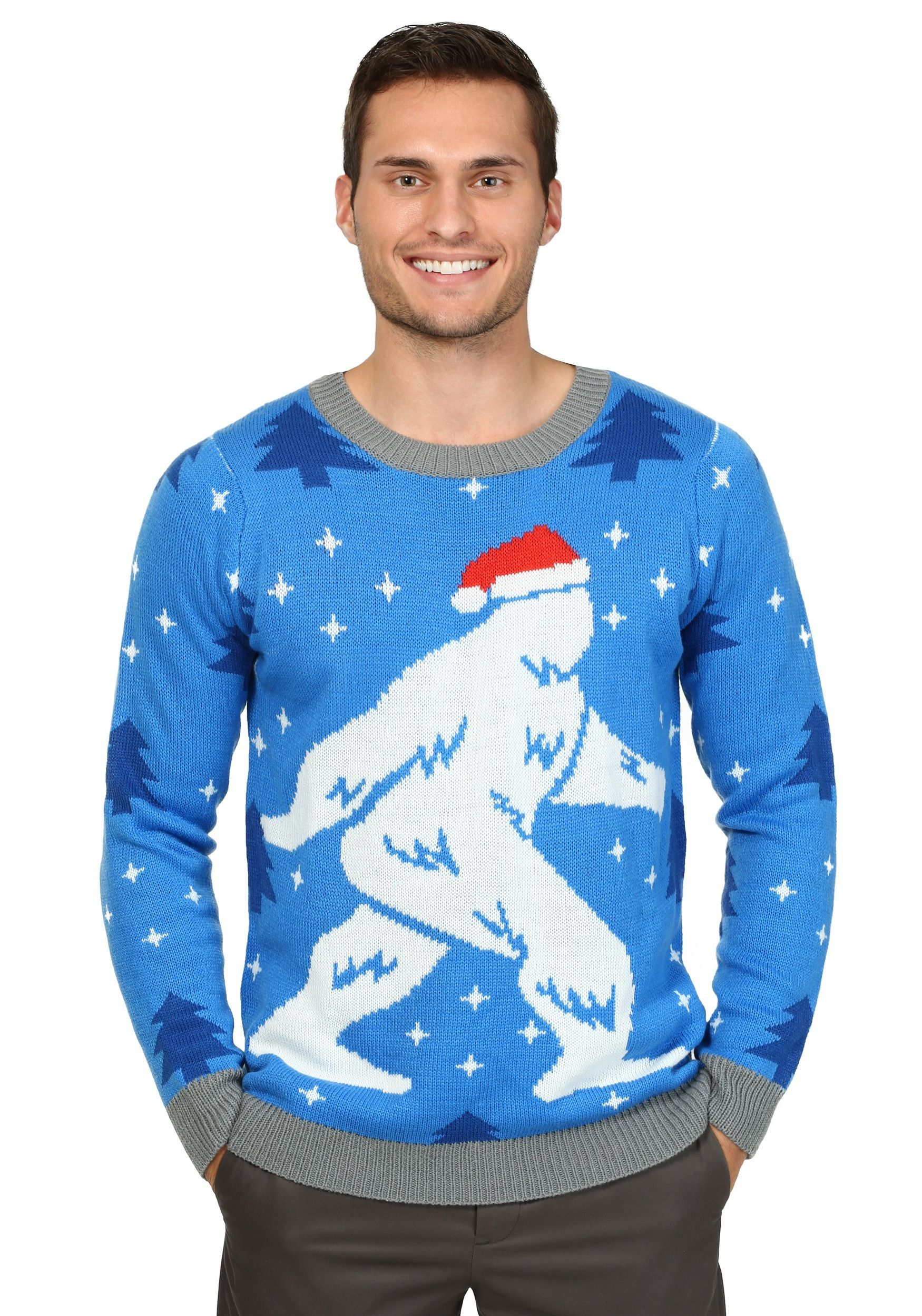 The Best Worst Ugly Sweaters | Santa is the Yeti