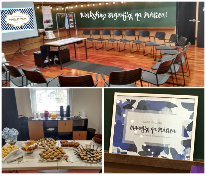 Workshop Organize na Prática!   Curitiba