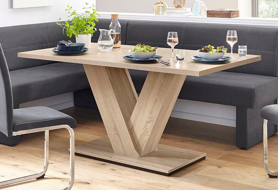 Esstisch, Breite 130 oder 160 cm Jetzt bestellen unter   - www küchen quelle de