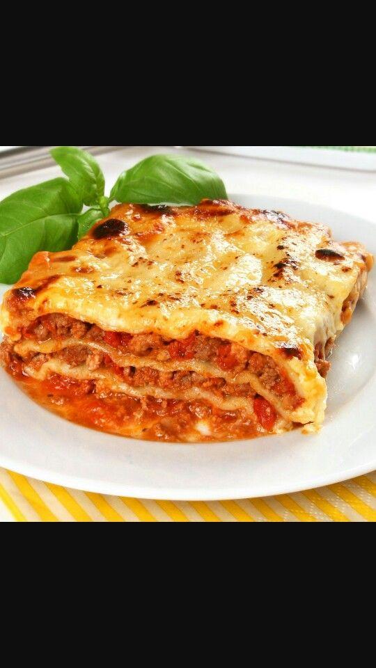 Always Lasagne