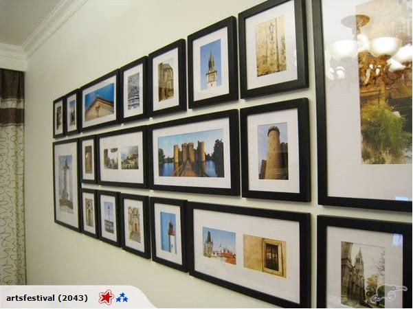 20p Set Wooden Wall Photo Frame Black Or White Trade Me Picture Frame Wall Frames On Wall Photo Frame Wall