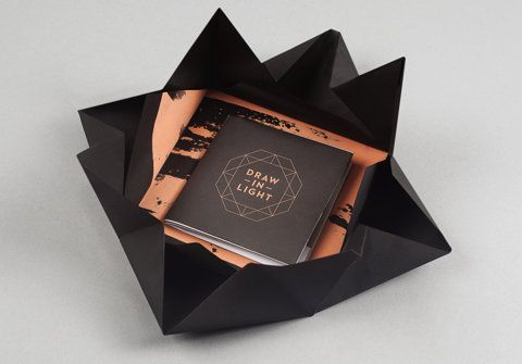 Packaging (fashion invite?)
