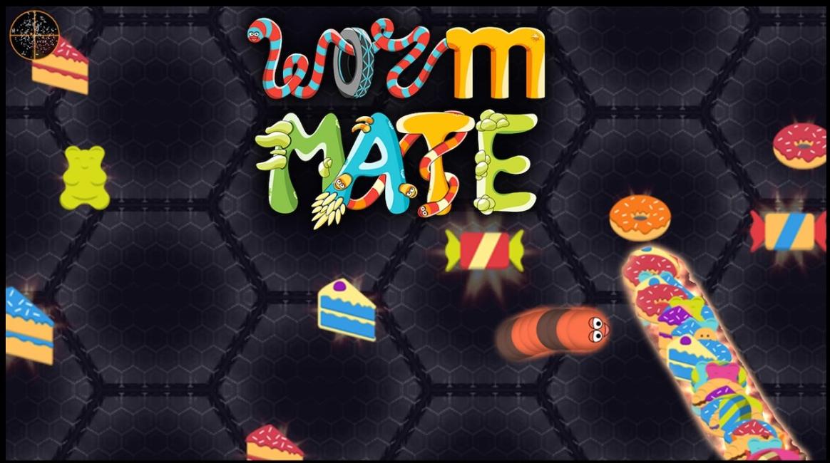 Wormateio (wormate.io) A nonstop Adventurous game online