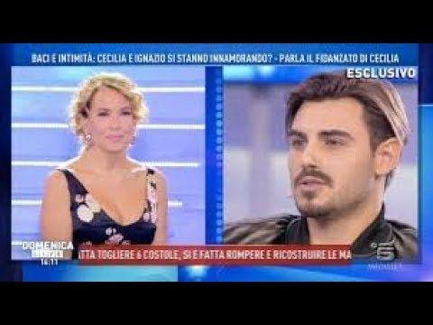 """Francesco Monte a Domenica Live:""""Ignazio è subdolo e stratega"""""""
