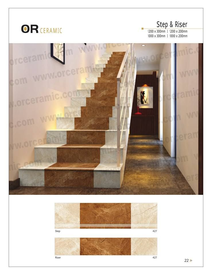Step Riser Stair Tile Top Tiles Dealers In 2020 Tile Steps Stairs Treads And Risers