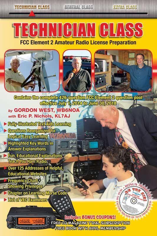 2014 2018technicianclassbygordonwest cb ham radios 2014 2018technicianclassbygordonwest fandeluxe Images