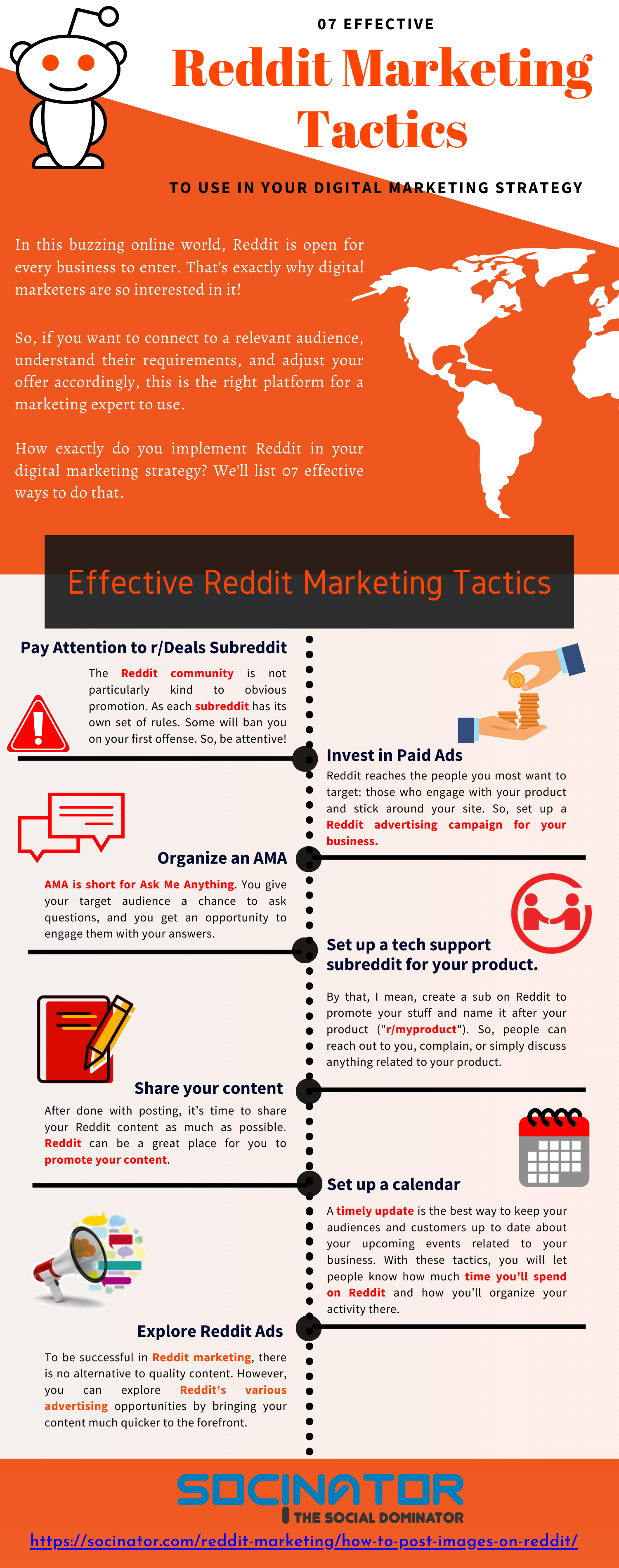 07 Effective Reddit Marketing Tactics To Use In Your Digital Marketing Strategy Digital Marketing Strategy Marketing Tactics Marketing Strategy
